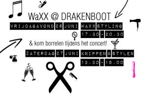 WaXX @ Drakenboot