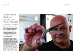 Eigen Magazine nr 33 - Interview Willy
