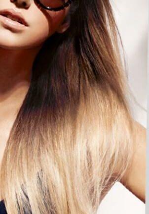 dip dye kapper apeldoorn arnhem amsterdam kleurspecialist haarverf